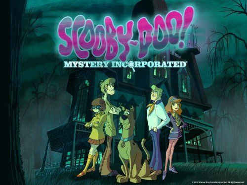 [The best reincarnation of Scooby Doo; airing final eps weekdays 5/4 ET/CT on Cartoon Network]