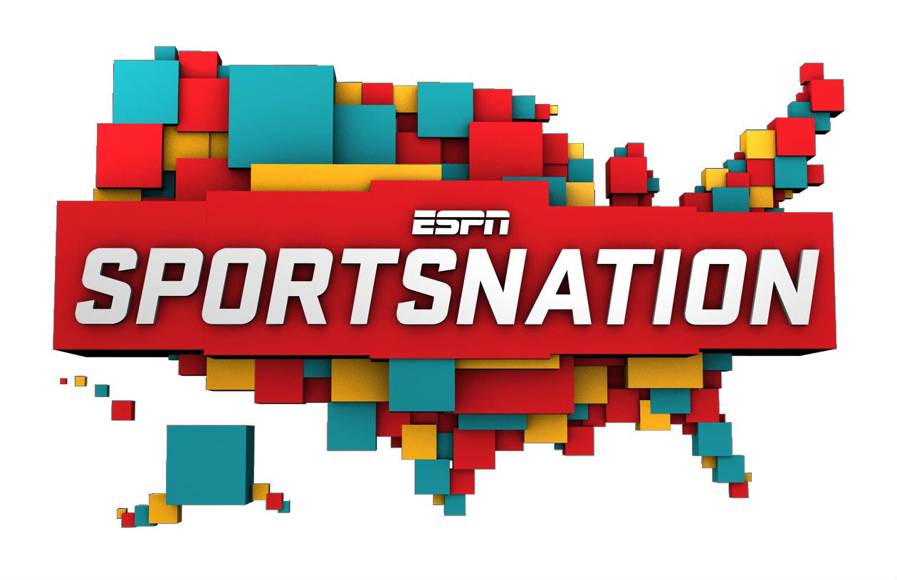 [ SportsNation, Weekdays 1 pm PT ESPN2 ]