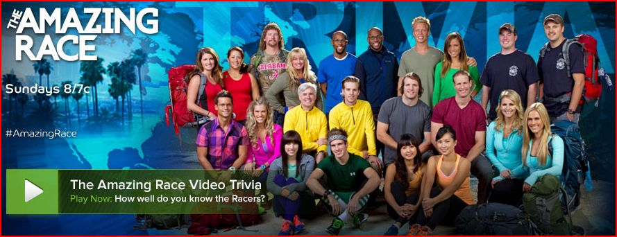 [Still the best reality show on TV with tons of Emmys - Watch Season 22 Sundays 8/7 ET/CT]