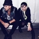 [Young London - an electro pop band (Matt and Sarah)]