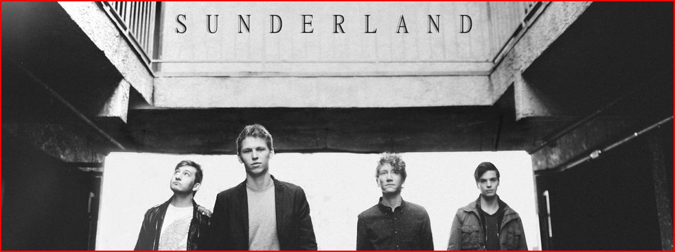 """Check out this new band, Sunderland!  This song """"Right This Way"""""""