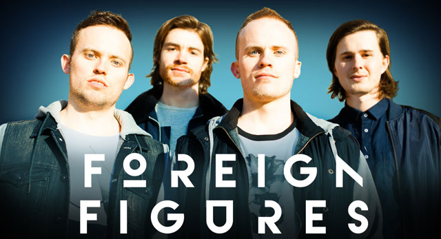"Foreign Figures - Listen to ""Fire"""