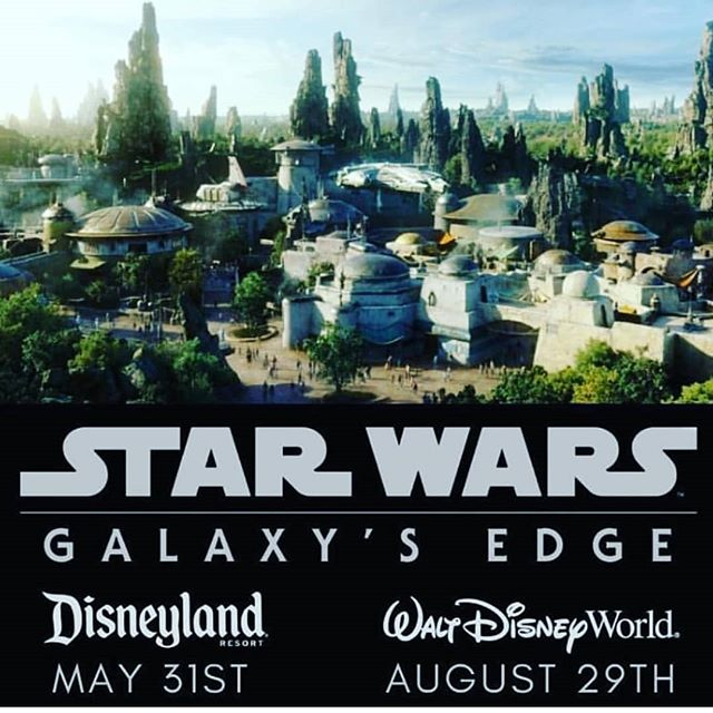 Disneyland's Star Wars Galaxy Edge opens May 31