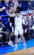 "Tennessee last second ""foul"""